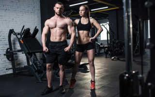 Бодибилдинг. Тренируемся и растим мышцы правильно!