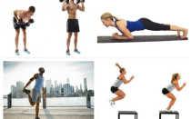 Основные формы и виды физических упражнений