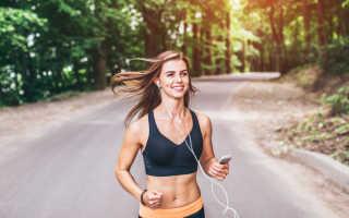 Питание при беге. Задача сохранить мышцы и похудеть