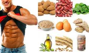 Питание для набора мышечной массы. Еда для набора мышц