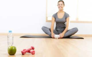 Упражнения для фитнеса в домашних условиях